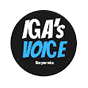logo igas voice