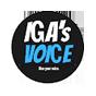 logo igas voice